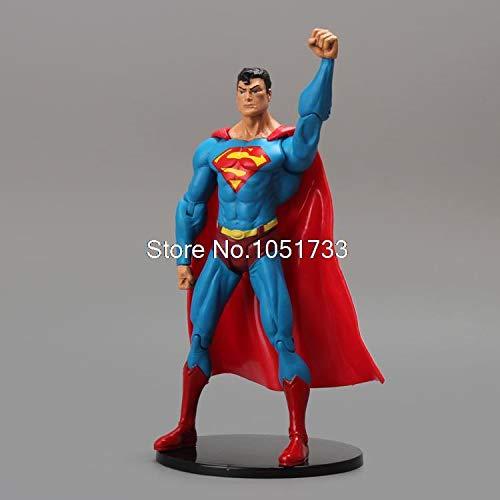 (VIET FG DC Comics Superhero Superman PVC Action Figure Collectible Model Toy 7
