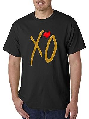 New Way 188 - Unisex T-Shirt XO The Weeknd