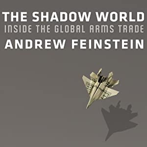 The Shadow World Audiobook