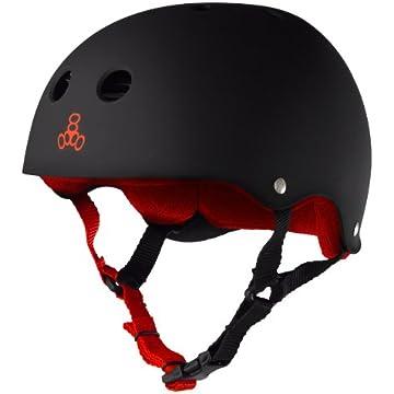 cheap Triple Eight Helmet with Sweatsaver Liner 2020