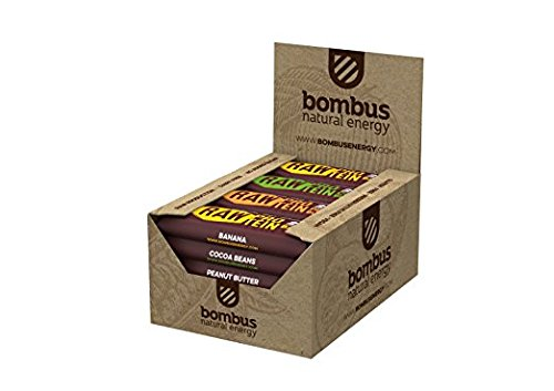 Bombus Energieriegel Maracuja /& Kokosnuss Karton 20 x 50g