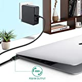 65W/61W USB Type C Power Adapter Charger for