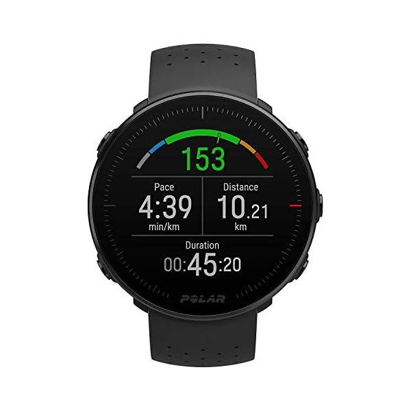 Polar Vantage M Sportwatch per Allenamenti Multisport, Corsa e Nuoto, Impermeabile con GPS e Cardiofrequenzimetro… 5 spesavip