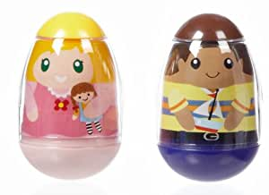 Amazon Com Playskool Weebles 2 Pack Play Toys Amp Games