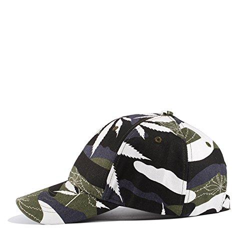 Meaeo Caps Ajustable Unisex Béisbol Caps Ocio Algodón Gorra De Hueso Sombreros De Gorra rYwz8r