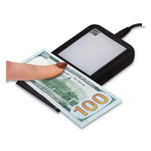 (Dri Mark Flash Test Counterfeit Bill Detector, Smallest, Easiest Money Checker, Fake Currency Detection Machine, Ink, UV, and Watermark Flashtest)