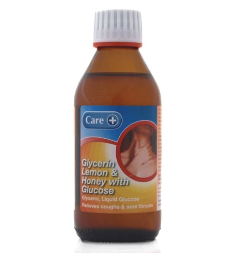 - Care Glycerin, Lemon & Honey 200ml