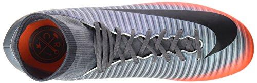 Nike Mercurial Victory Vi Dynamic Fit Cr7 Ag-Pro, Botas de Fútbol para Hombre Varios colores (Cool Grey / Mtlc Hematite / Wolf Grey / Total)