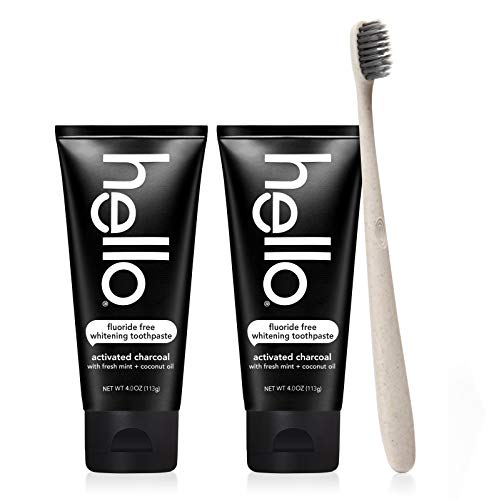 Buy charcoal toothpaste for whitening