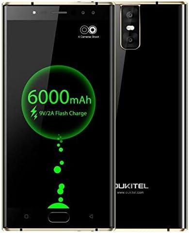 OUKITEL K3 - Pantalla FHD de 5,5 pulgadas Android 7.0 4G ...