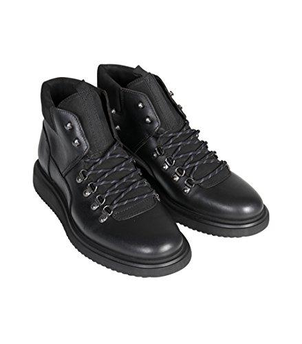 Hudson Herren Schuhe Stange Calf mit Schnürung Schwarz Black