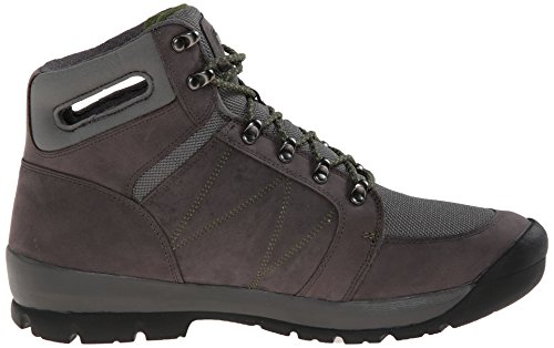 Bogs Mens Bend Hiking Boot Pewter mQiNHOVsdo