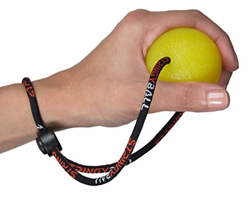 StringyBall Stress Ball on a String - Perfect