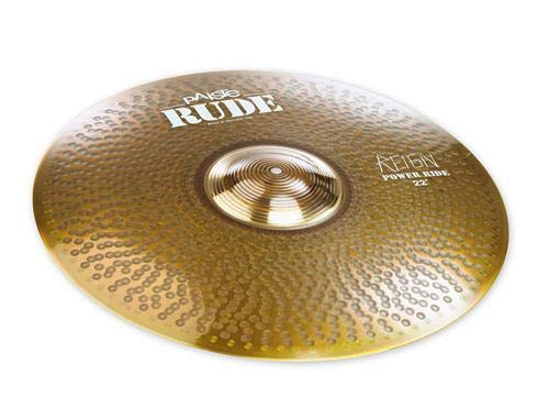 Paiste RUDE Power Ride Cymbal The Reign - 22