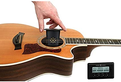 Guitar Temperature Meter