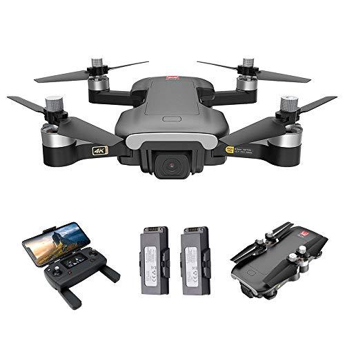 GoolRC Bugs 7 B7 RC Drone MJX con Cámara 4K 5G WiFi Motor sin Escobillas GPS Posicionamiento de Flujo óptico Pista Vuelo…
