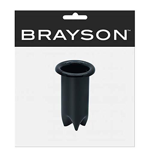 Black Salon Equipment Hair Iron Appliance Holder 1 1/2 Small AH-04
