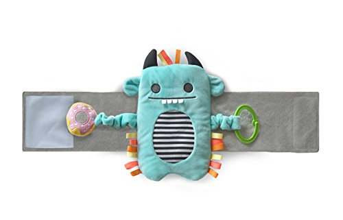 AGGIE MD Gripebelt Colic and Upset Stomach Stress Relief Sensory Toy | Baby to Big Kid | Blue