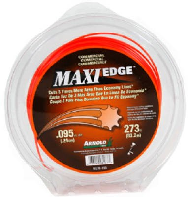 Arnold WLM-195 Maxi Edge Trimmer Line.095-In. x 200-Ft.