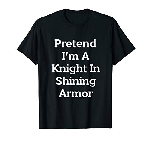 Knight In Shining Armor Halloween Costume (Pretend I'm A Knight In Shining Armor Costume Fun Halloween)