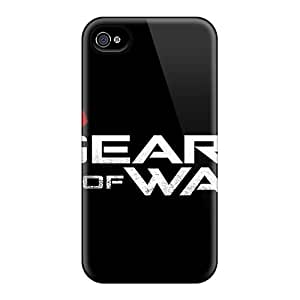 Cute High Quality Iphone 4/4s Gears Of War 3 7272 Case