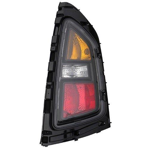 Go-Parts » 2010-2011 Kia Soul Rear Tail Light Assembly Replacement/Lens/Cover - Right (Passenger) Side 92420 2K000 KI2801139