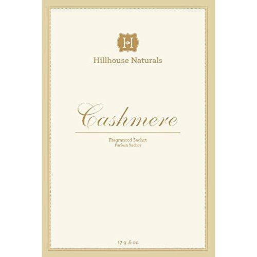 Hillhouse Naturals Sachet 0.6 Oz. Set of 6 - Cashmere by Hillhouse Naturals