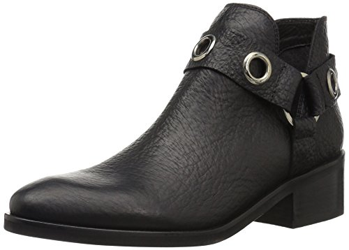 Women's Bootie Black Ankle Morelia Boot Open KAANAS 0dRqwSq