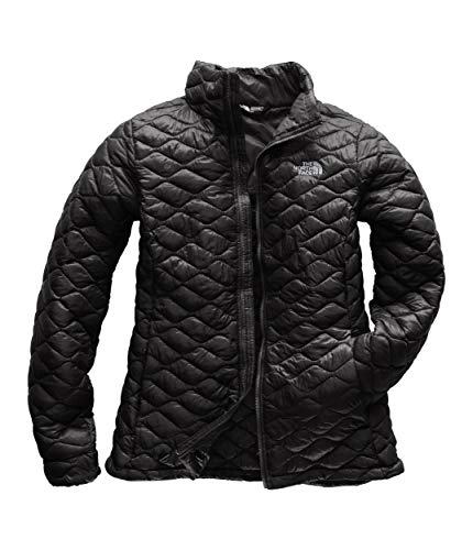 The North Face Women Thermoball Full Zip - TNF Black - M