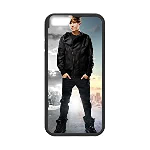 Justin Bieber iPhone 6 Plus 5.5 Inch Cell Phone Case Black xlb-234915