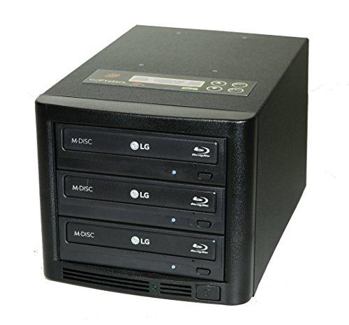 Copystars Blu-ray DVD Cd Duplicator 2 Target Bdxl 16x Blu Ray Burner Tower