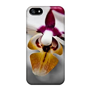 Fashion Protective Lovely Orchid For SamSung Galaxy S3 Phone Case Cover