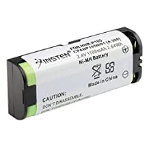 eForCity Compatible Ni-MH Battery for Panasonic HHR-P105 Cordless Phone
