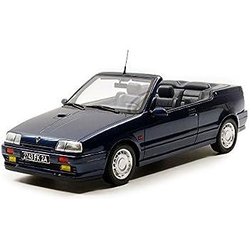 Renault 19 16S Convertible, metallic-blue, 0, Model Car, Ready-made, Ottomobile 1:18