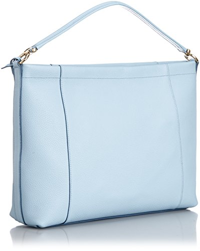 in Leather Pale Scout in Blue Coach Hobo Pebble 6E1xq