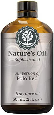 Polo Red Fragrance Oil (60ml) For Cologne, Beard Oil, Diffusers, Soap Making, Candles, Lotion, Home Scents, Linen Spray, Bath Bombs
