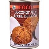 Foco Coconut Milk, 20.25 Pound
