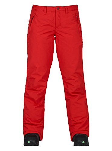 Burton Women's Society Pant, Fiery Red, XX-Small