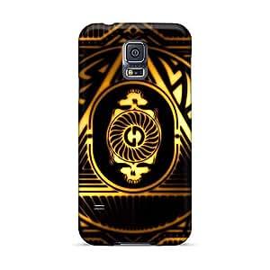 Samsung Galaxy S5 Rxb12171zfaF Custom High Resolution Grateful Dead Pattern Perfect Hard Phone Case -RobAmarook