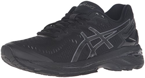 Carbon Lapis Gel Asics Yellow Kayano Shoe 5 US Black Onyx B Cockatoo Running Women's Safety 23 zZZwq
