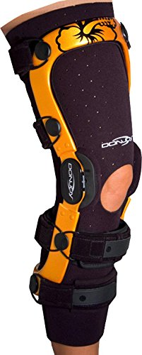 DonJoy Knee Brace Undersleeve, Open Patella, Neoprene, Large Neoprene Patella Knee Sleeves