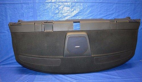 (06 07 Mazdaspeed6 Bose Deck Lid Panel Rear 2.3L Mazda Speed 6 MS6 2006 2007)