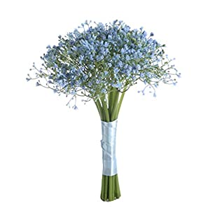 Sunrisee Baby Breath Artificial Flowers Wedding Bridal Bouquet Gypsophila Flowers for Wedding Party Home Decoration 2