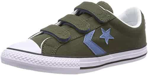 Converse Youth Star Player 3V Ox Canvas Trainers 736b238f6
