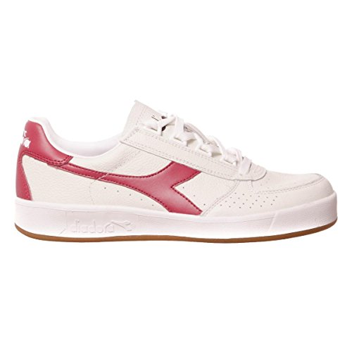 Diadora Elite Adulto White B Unisex Top Scarpe Red Tibetan Low O6wvHOq
