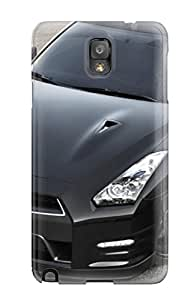 Note 3 Scratch-proof Protection Case Cover For Galaxy/ Hot Nissan Gt-r 4534564 Phone Case