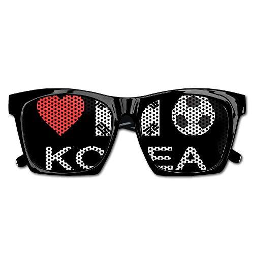 KOREA Football KOREA Soccer Unisex Resin Frame Classic Style Sunglasses Outdoor Sports Sun Glasses