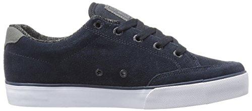 C1RCA Lopez  50 - zapatilla deportiva de piel Unisex adulto navy/gray/white