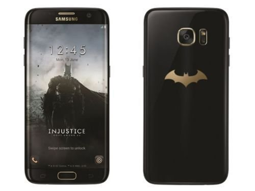 Samsung Galaxy S7 Edge g9350 32 GB - Dual SIM - Batman Injustice Edition: Amazon.es: Electrónica
