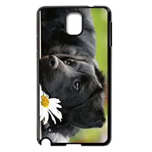 LZHCASE Diy Case Cute Dog For samsung galaxy note 3 N9000 [Pattern-1]